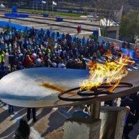 Συμμετοχή στην τελετή αφής της Μαραθώνιας Φλόγας 2019. Μόνο για τα μέλη του ΑΠΣ Μιλτιάδη Μαραθώνος